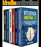Inteligencia Emocional 2.0: 6 libros - Cómo Analizar a las Personas, Autodisciplina para el Éxito, Eliminar el Estrés, Autoconfianza y Autoestima, Manipulación ... (Mindfulness Descongestiona tu mente nº 7)