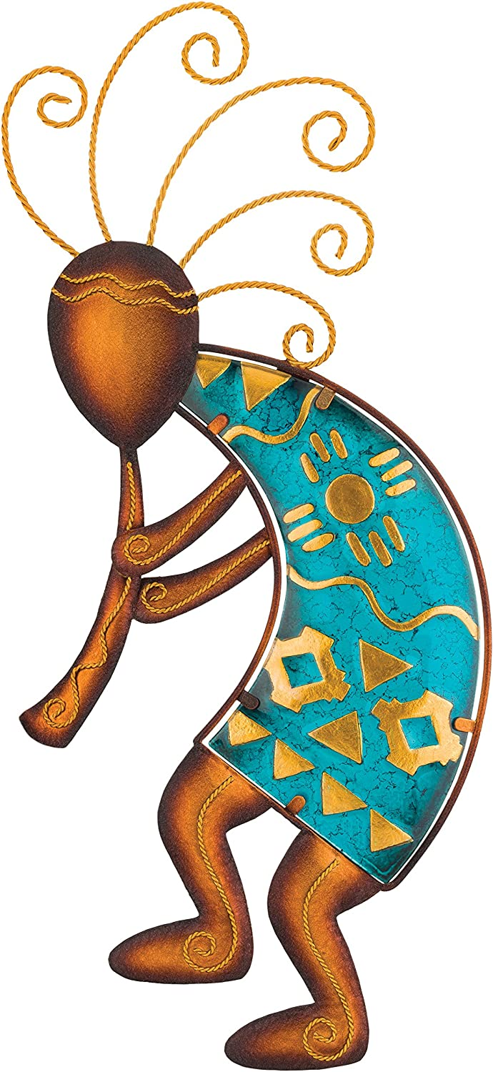 Regal Art & Gift Kokopelli Wall Decor, 20-Inch