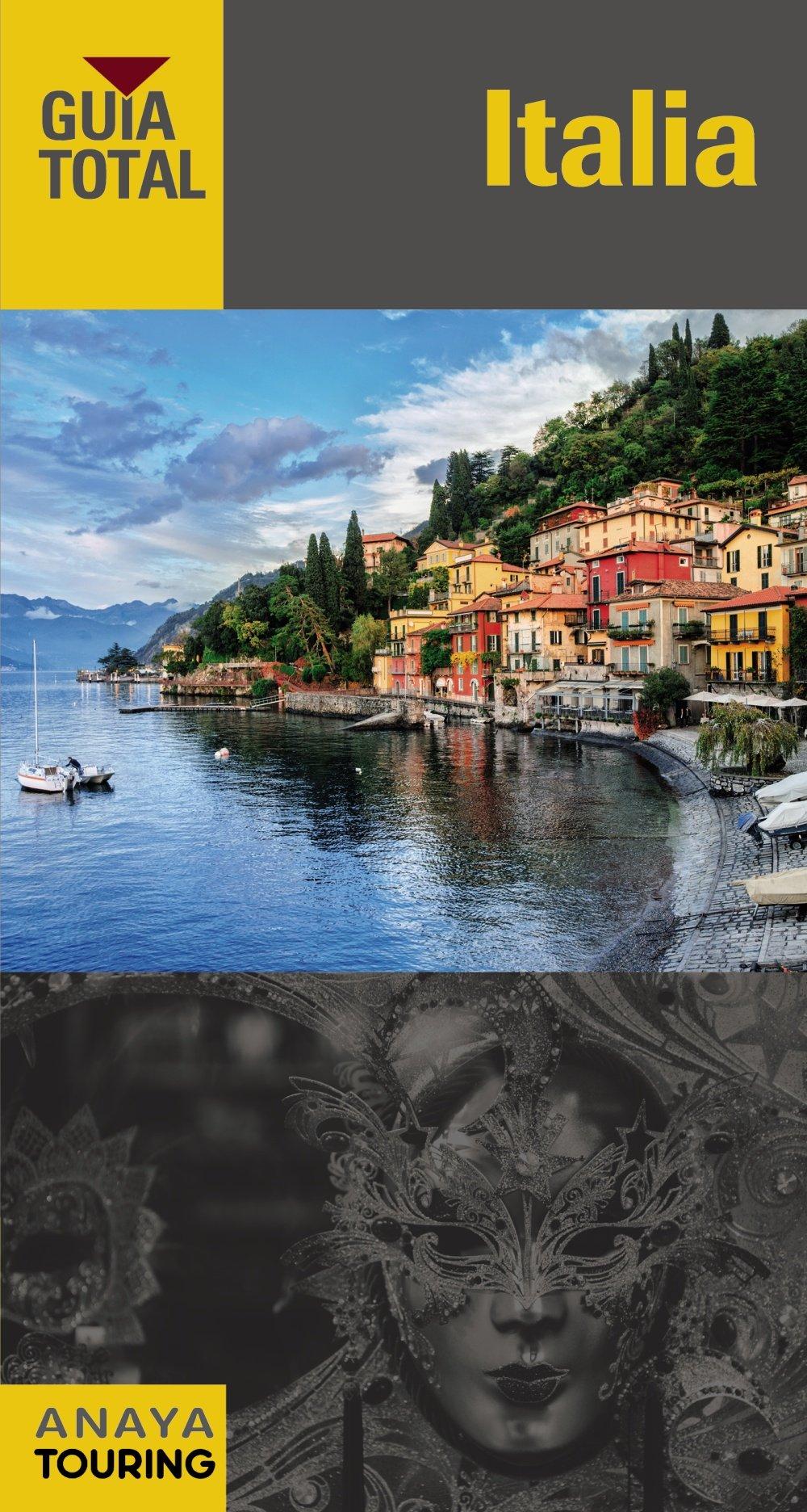 Italia (Guía Total - Internacional): Amazon.es: Anaya Touring, Touring Editore: Libros