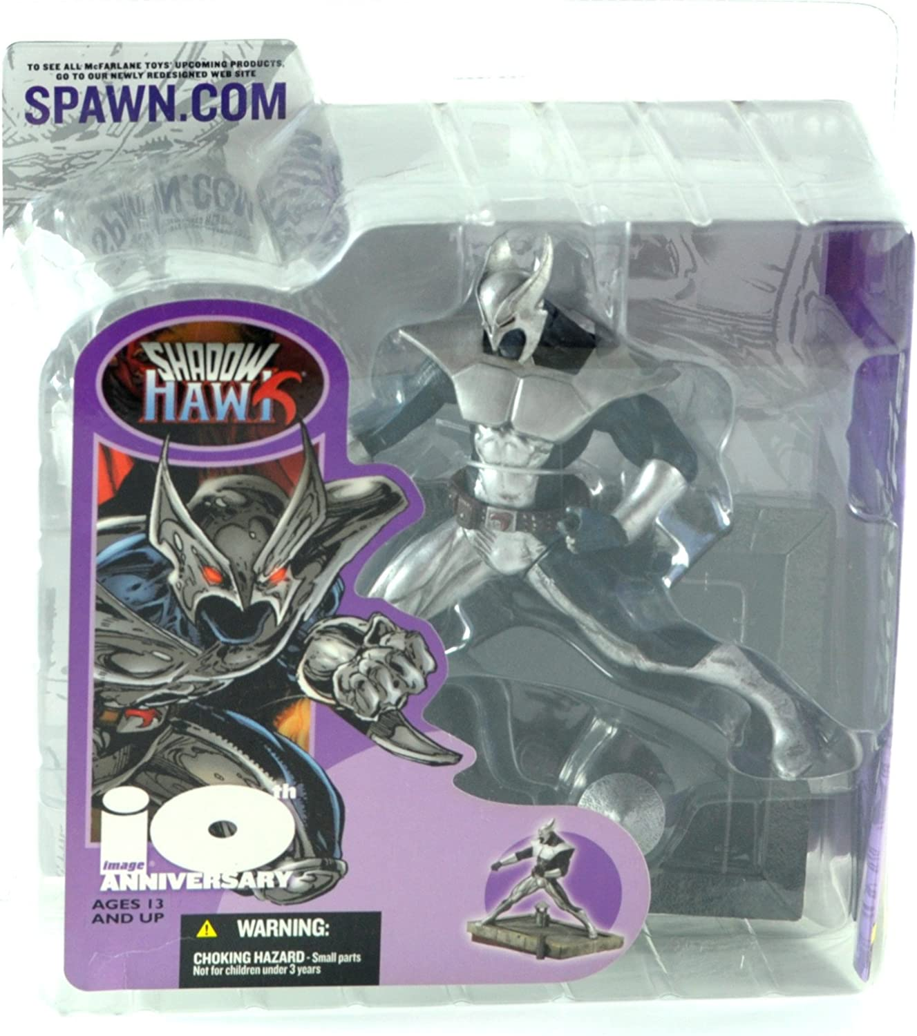 Image 10th Anniversary Action Figure SHADOW HAWK