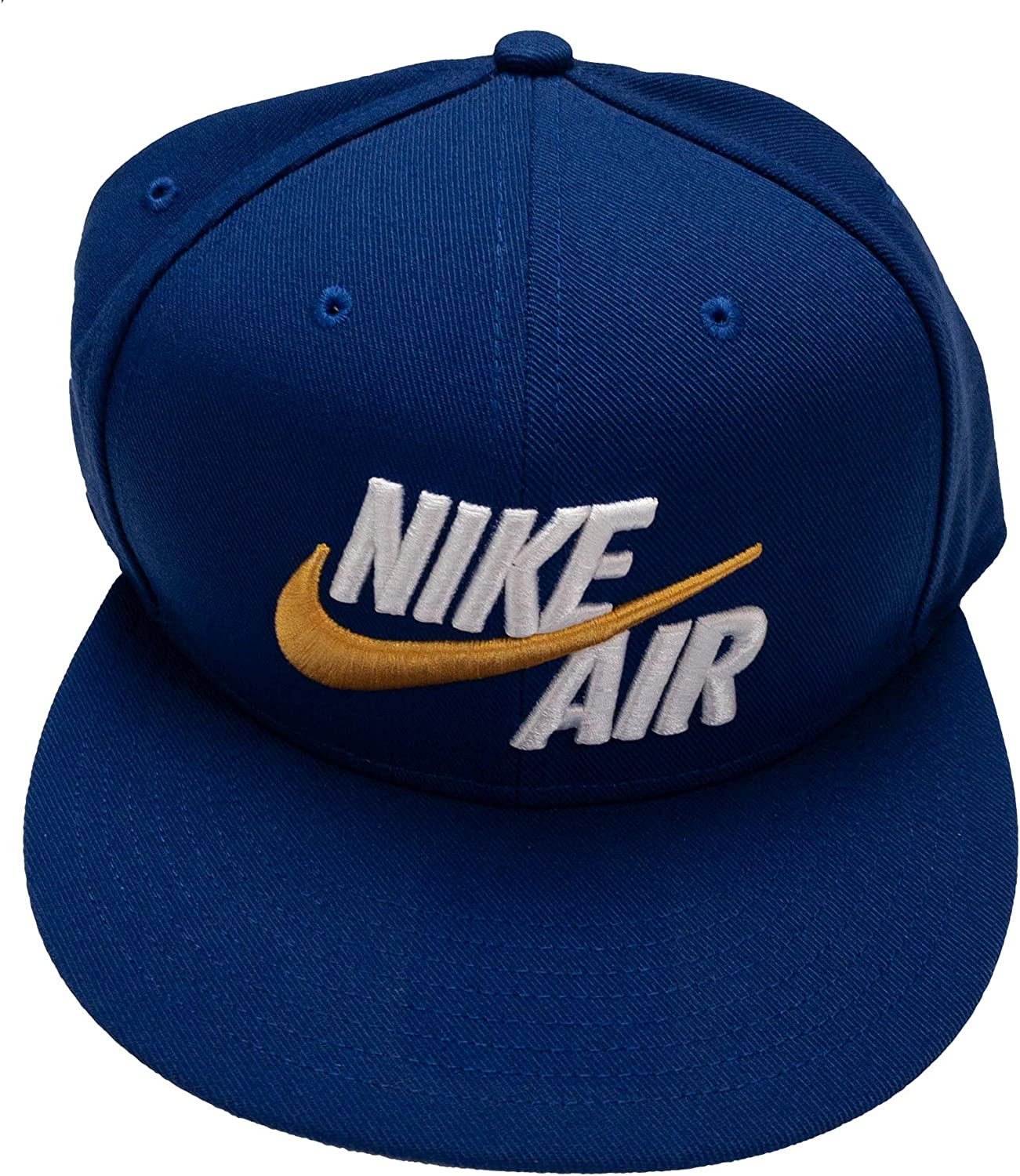 Nike Air True Mens Snapback Baseball Cap Hat (Blue): Amazon.es ...