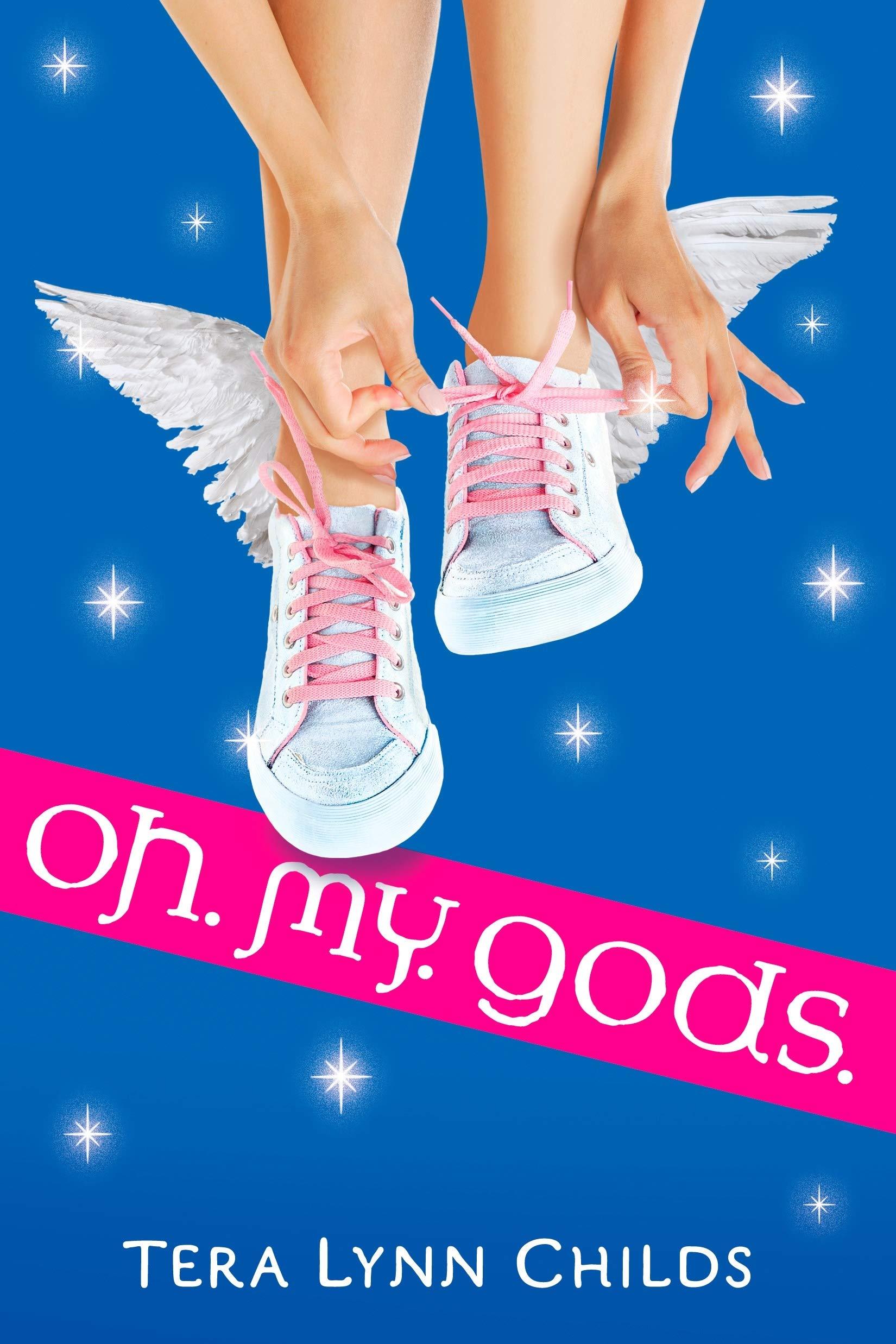 Amazon.com: Oh. My. Gods. (9780142414200): Childs, Tera Lynn: Books