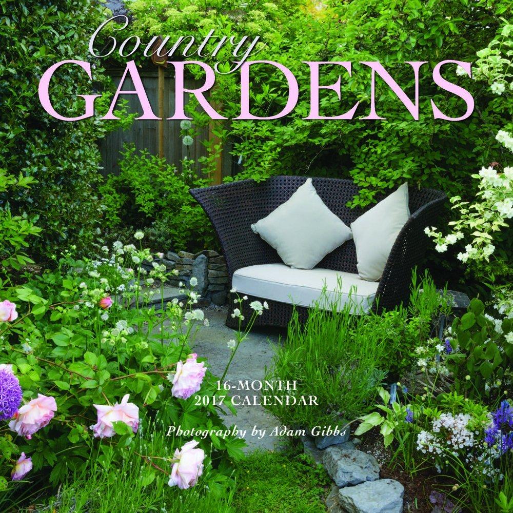 Download Country Gardens 2017 Mini 7X7 Wyman pdf