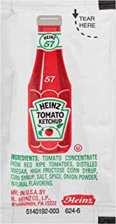 product image for Heinz Ketchup Single Serve Packet (0.3 oz Packets, Pack of 500)