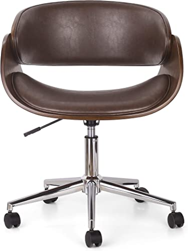 Christopher Knight Home Brinson ARMLESS Office Chair