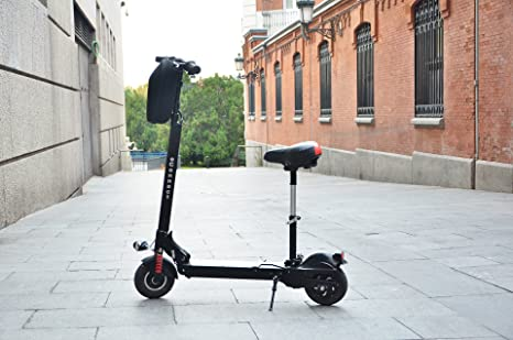 ECONNECT Patinete eléctrico X350 Scooter Two Wheels Batería ...