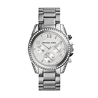 7289693eba7f4c Michael Kors Damenuhr Quarz MK5165: Amazon.de: Uhren