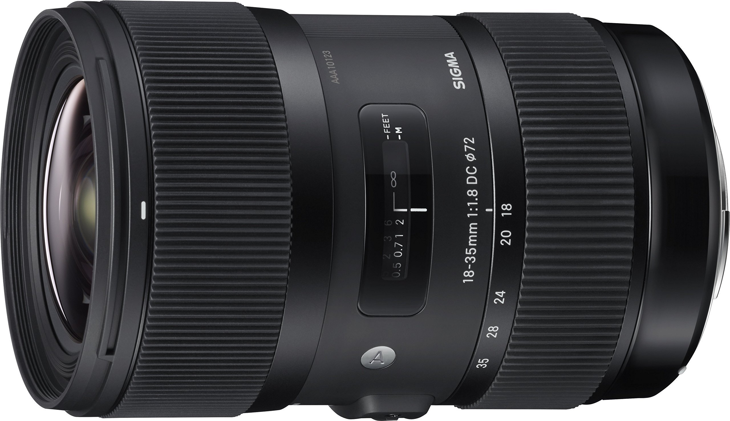 Sigma 18-35mm F1.8 Art DC HSM Lens for Canon by Sigma