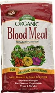 Espoma 163680 3 lbs Blood Meal Organic Fertilizer - DB03