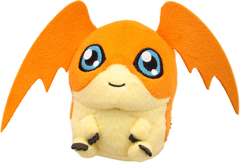 Banpresto Digimon Plush Toy Doll Stuffed 5 Plush Patamon