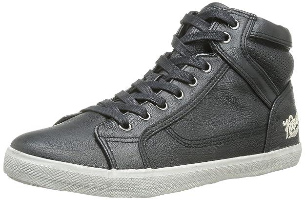 Kaporal Jeans - Shoes Trevor Black, 9: Amazon ca: Shoes & Handbags