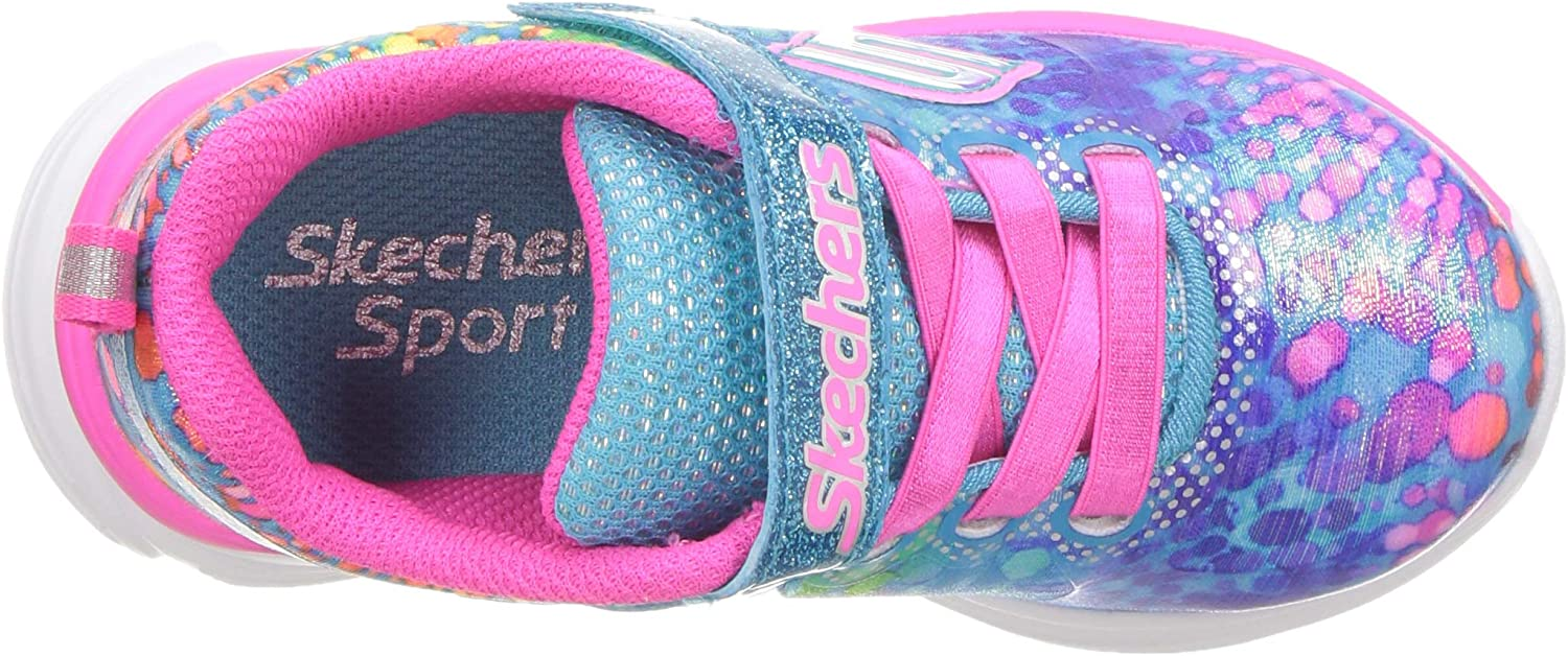 GIRLS SKECH-LITE BLOSSOM CUTIE SHOES IN UK SIZES 6,8,10 RRP £32.00