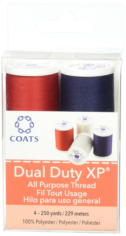 Amazon.com: Coats Dual Duty XP All Purpose Thread Spools: Arts, Crafts & Sewing