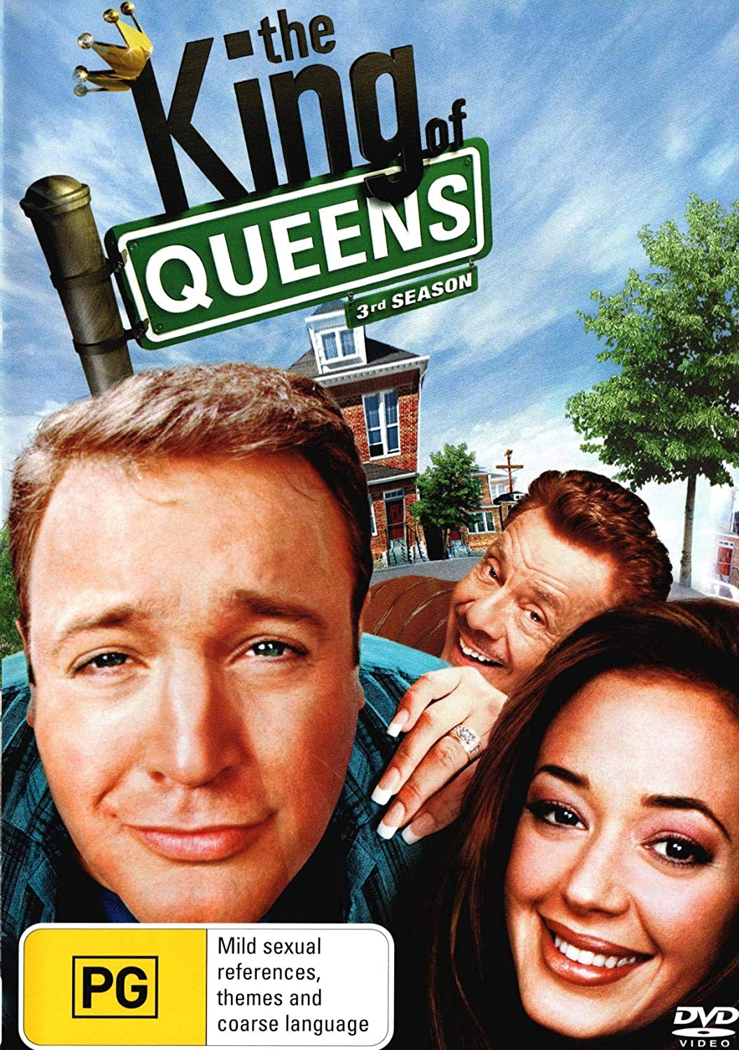 The King of Queens: 3rd Season: Marshaun Daniel, Alex Skuby