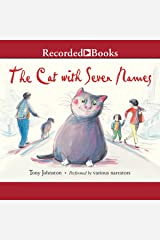 The Cat with Seven Names Audio CD