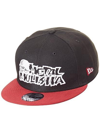Amazon.com  Metal Mulisha Men s Sketch Snapback Adjustable Hats a7af426518c