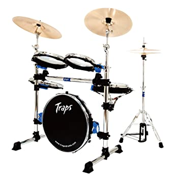 Traps Drums A400 Portable Acoustic Drum Kit