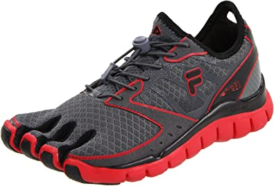 f9e64a45478 Fila Skele-toes Amp Mens Gray Running Shoes Size New/Display UK 11 ...