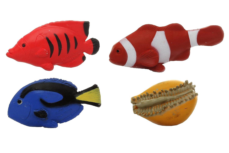 69cde8f55c3930 Amazon.com  Safari Ltd in The Water TOOB Bundled with Set of 11 Safari Ltd  Coral Reef TOOB  Toys   Games