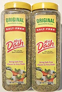 MRS. Dash Original Salt Free Seasoning Blend 21 Oz