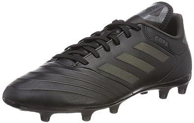 timeless design 7812d 603b0 adidas Herren Copa 18.3 Fg Fußballschuhe, Schwarz (Core BlackUtility Black  F16