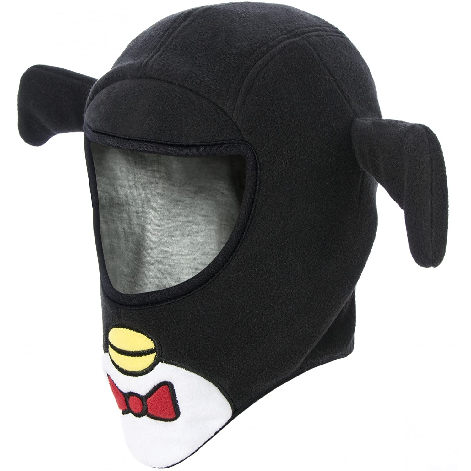 Trespass Childrens/Kids Pengu Novelty Balaclava (2/4 Years) (Black) UTTP2832_2