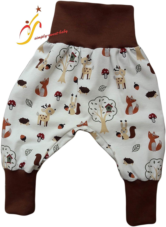 simply-sweet-baby Babyhose Pumphose Haremshose Waldtiere
