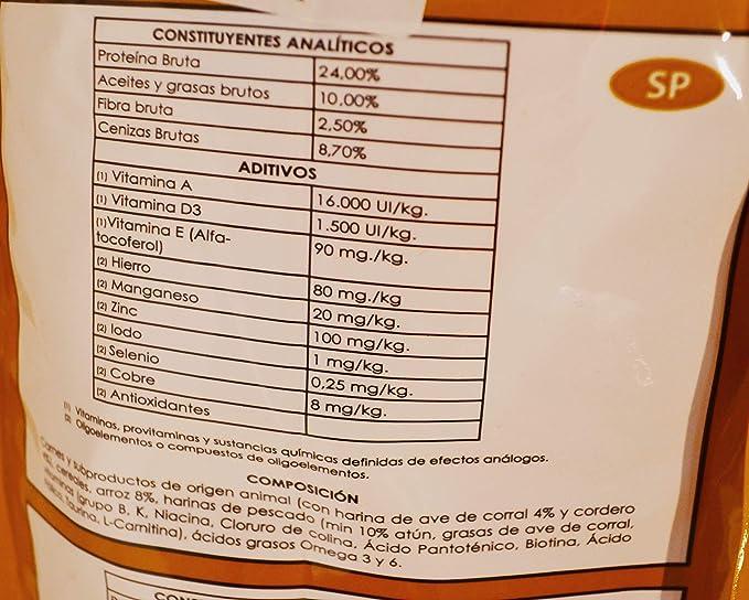 JLN PIENSO para Perros Mantenimiento con Carne DE Cordero 18KG
