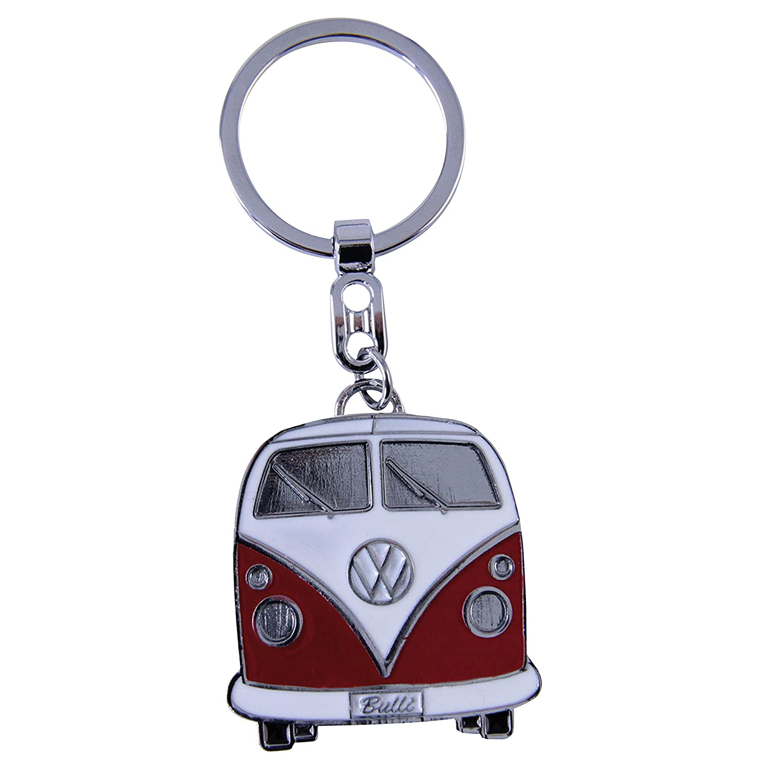VW Collection by Brisa T1 Keyring Red Enesco BUKH01