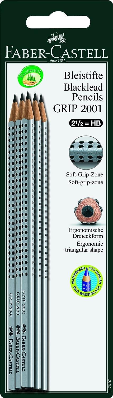 12 pezzi Faber-Castell Grip 2001 HB