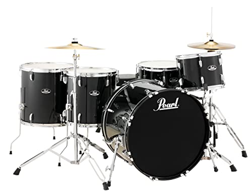 Pearl Roadshow RS525WFC/C31 5-Piece Drum Set (Rock Style)