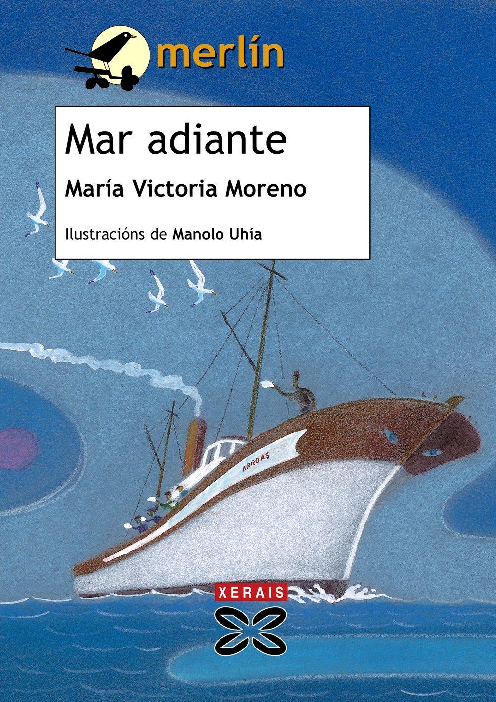 Mar adiante Infantil E Xuvenil - Merlín - De 9 Anos En Diante ...