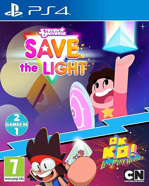 Steven Universe: Save The Light & Ok K.O.! LetS Play Heroes: Amazon.es: Videojuegos