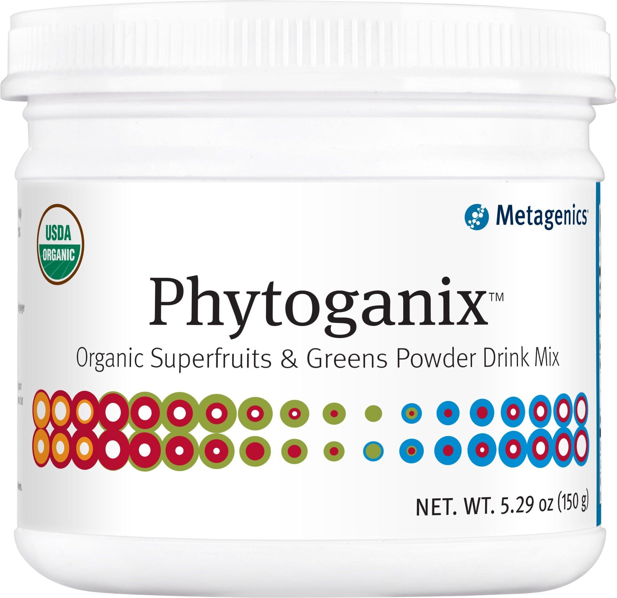 Metagenics Phytoganix Supplement, 150 Gram