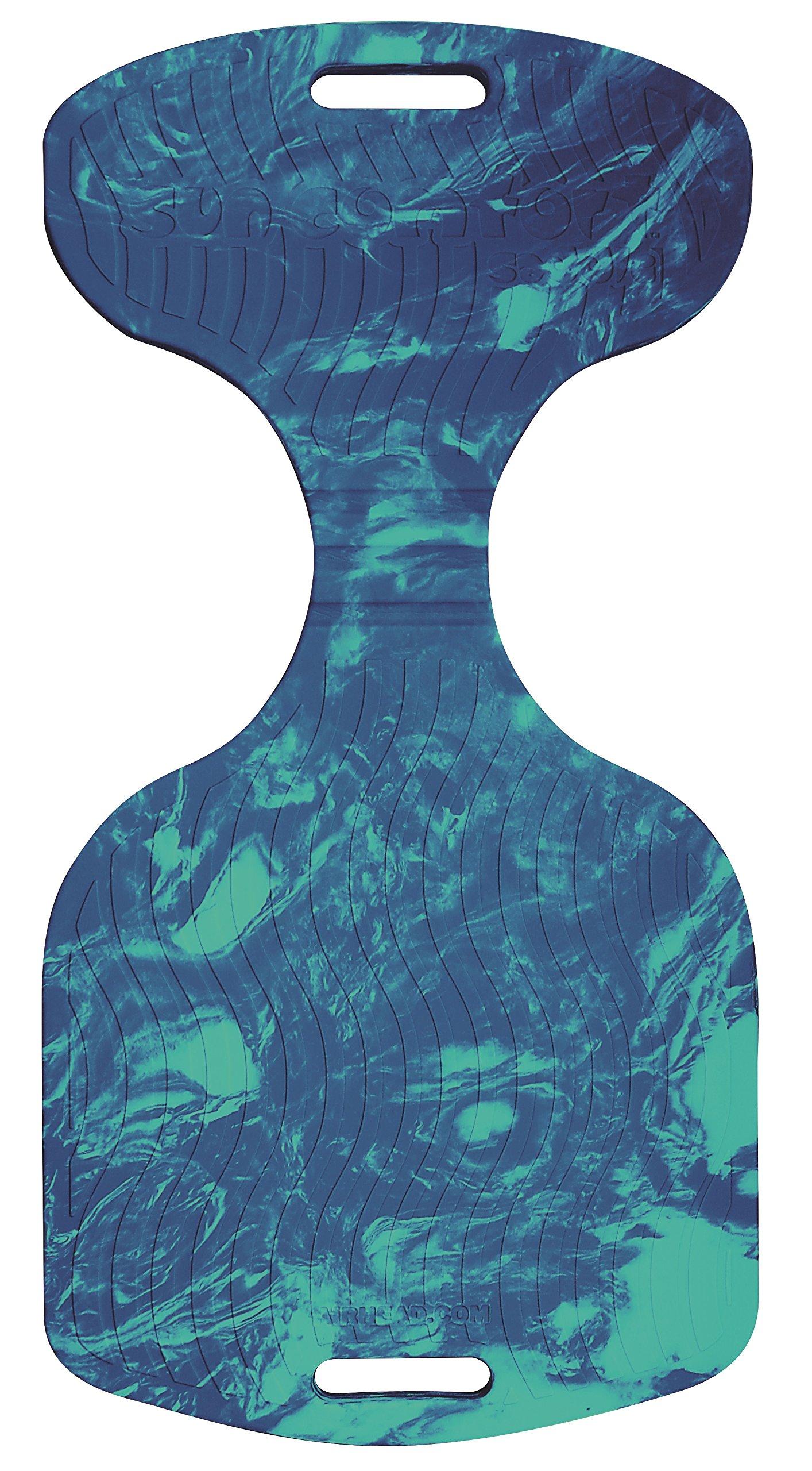 Airhead Sun Comfort Pool Saddle, Sapphire, 32'' x 16'' x 1.25'' by Airhead (Image #1)