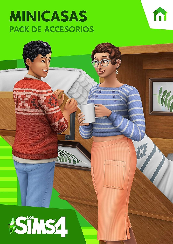 Los Sims 4 - Minicasas Pack de Accesorios | Código Origin para PC ...