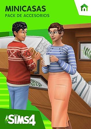 Los Sims 4 - Minicasas Pack de Accesorios | Código Origin para PC: Amazon.es: Videojuegos
