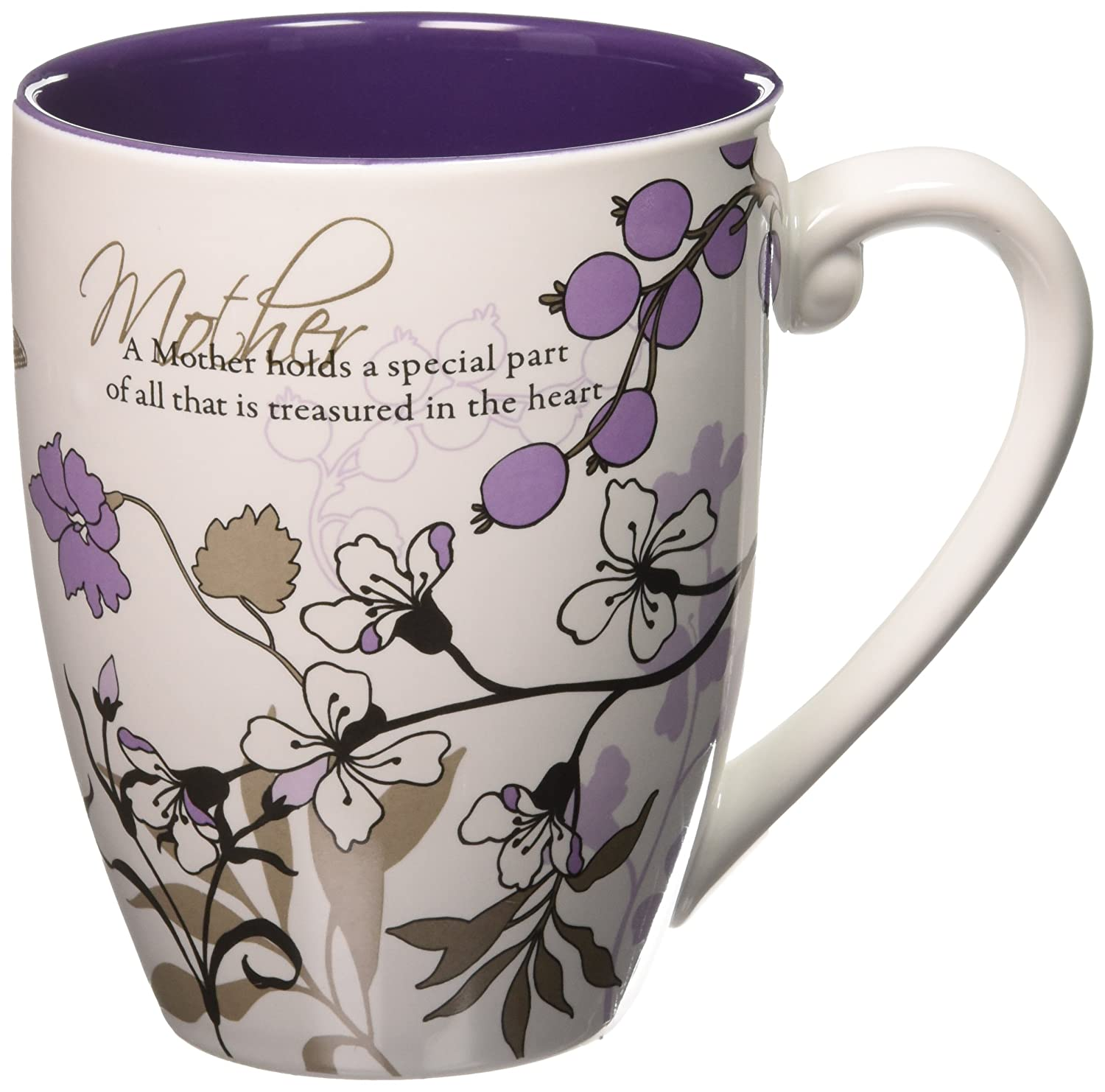 Pavilion Mark My Words Mother Mug 20-Ounce 4-3/4-Inch
