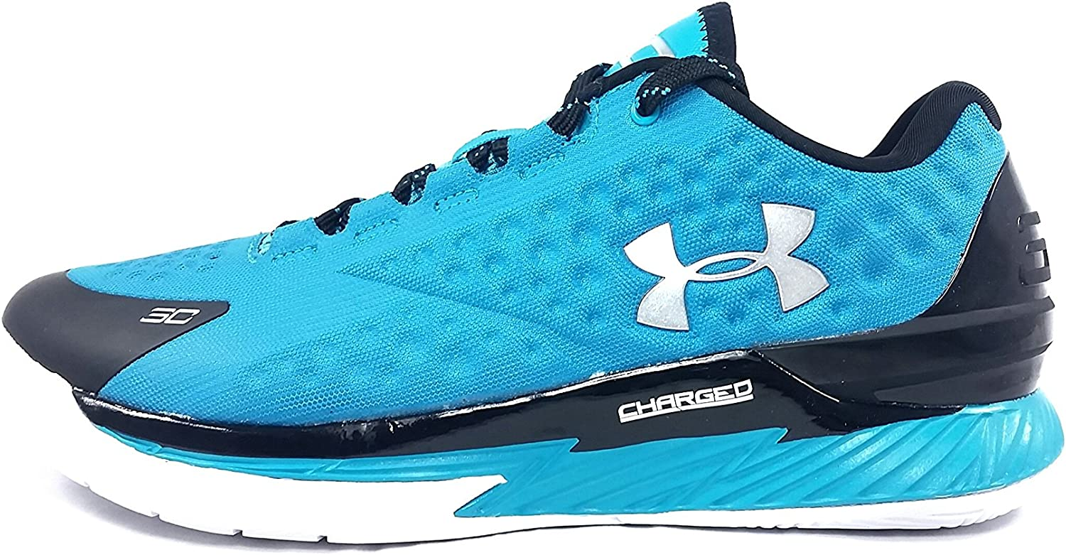 Under Armour Curry 1 Low Panthers Teal