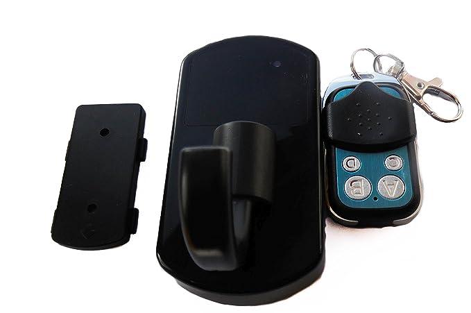 oculta cámara, espía, Mini cámara, videocámara en gancho. Modelo 2015 con mando a distancia: Amazon.es: Electrónica