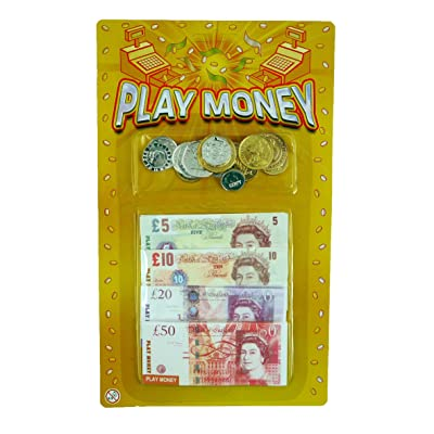 Henbrandt Sterling Play Money: Toys & Games