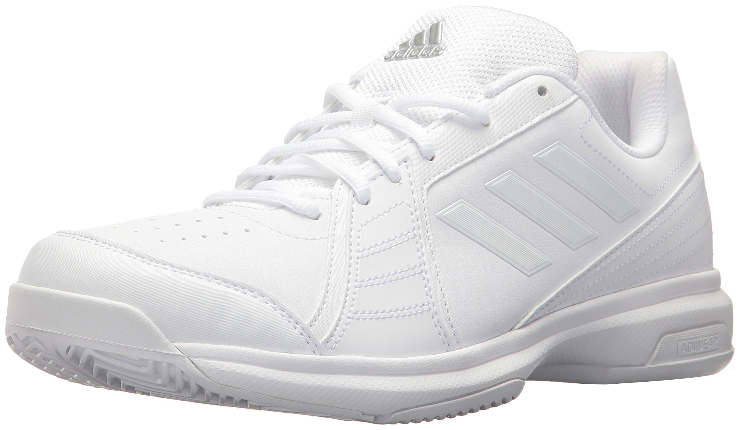 adidas Men's Approach Tennis Shoe, White/White/White, 6.5 M US by adidas