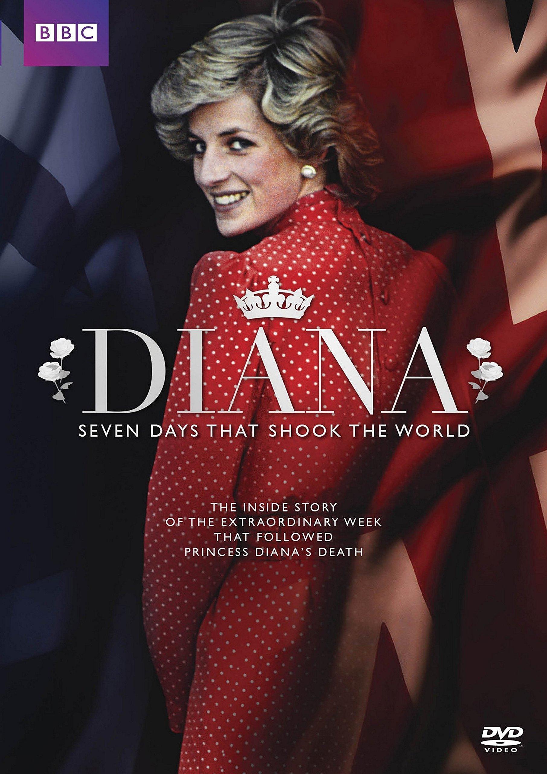 DVD : Diana: Seven Days That Shook The World (DVD)