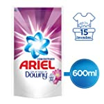 Ariel Detergente Liquido Ariel Con Un Toque De Downy 600ml, color, 1 ml, pack of/paquete de