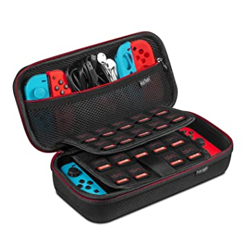 Keten Carry Case For Nintendo Switch Protective Amazon Co Uk