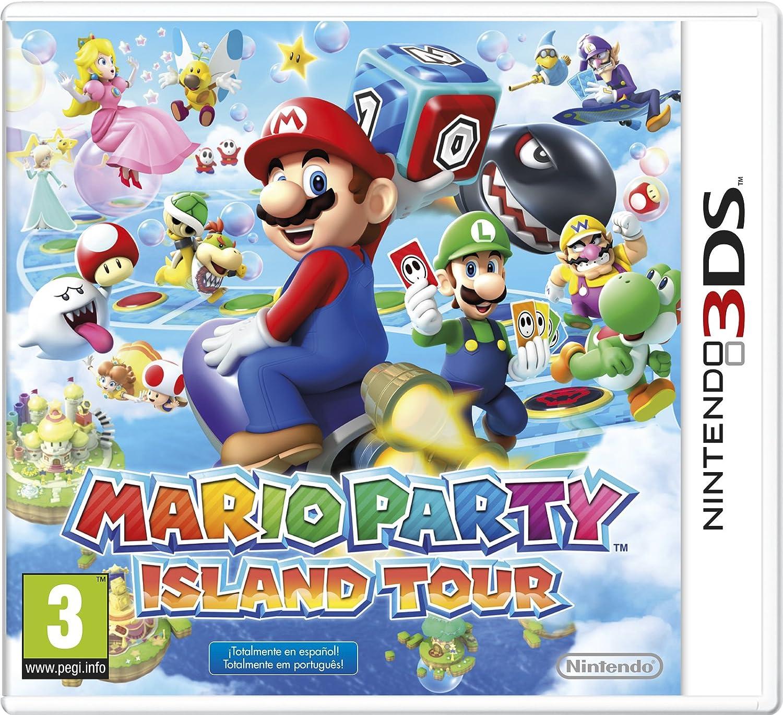 Mario Party: Island Tour: Amazon.es: Videojuegos