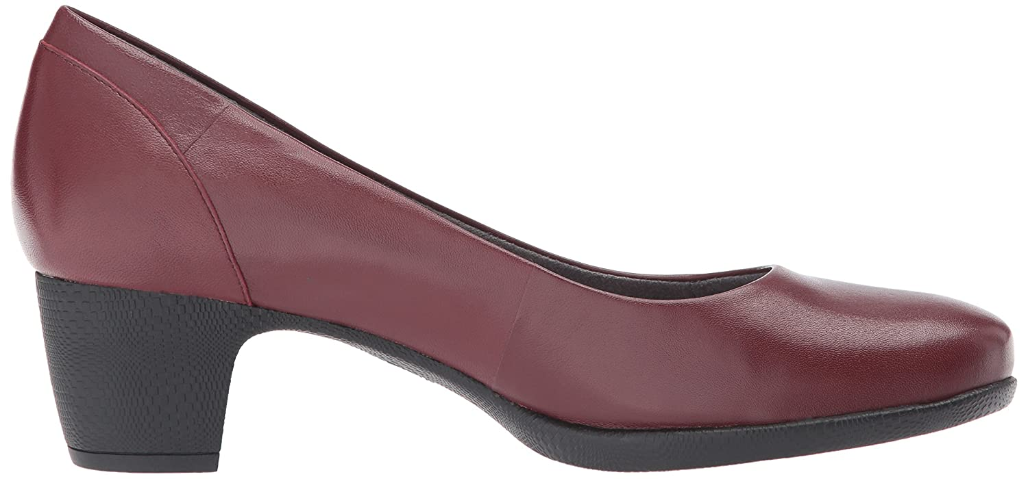 SoftWalk Women's 12 Imperial Ii Dress Pump B01N9K0JDD 12 Women's N US|Dark Red 1d37a0
