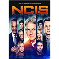 NCIS: The Sixteenth Season [DVD]