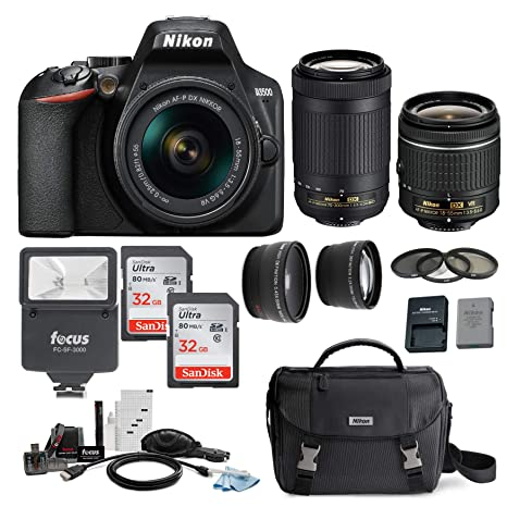 Amazon.com: Nikon D3500 - Cámara réflex digital con ...