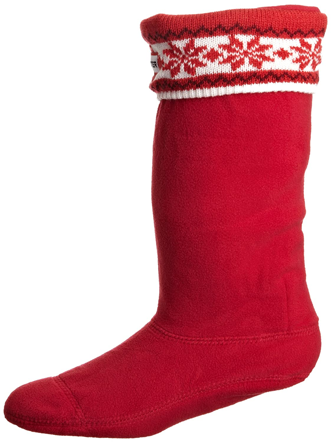 Hunter Calzini, Borsa Unisex Kids Fair Isle Cuff Welly